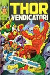 Cover for Thor e i Vendicatori (Editoriale Corno, 1975 series) #144