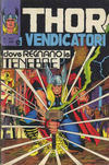 Cover for Thor e i Vendicatori (Editoriale Corno, 1975 series) #147