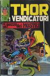 Cover for Thor e i Vendicatori (Editoriale Corno, 1975 series) #148