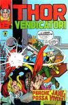 Cover for Thor e i Vendicatori (Editoriale Corno, 1975 series) #153