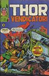 Cover for Thor e i Vendicatori (Editoriale Corno, 1975 series) #154