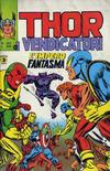 Cover for Thor e i Vendicatori (Editoriale Corno, 1975 series) #167