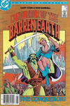 Cover for Conqueror of the Barren Earth (DC, 1985 series) #4 [Newsstand]