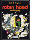 Cover for Robin Hoed (Le Lombard, 1979 series) #3