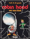 Cover for Robin Hoed (Le Lombard, 1979 series) #4