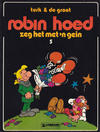 Cover for Robin Hoed (Le Lombard, 1979 series) #5