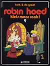Cover for Robin Hoed (Le Lombard, 1979 series) #9