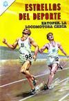 Cover for Estrellas del Deporte (Editorial Novaro, 1965 series) #1