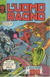 Cover for L'Uomo Ragno [Collana Super-Eroi] (Editoriale Corno, 1970 series) #197
