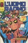 Cover for L'Uomo Ragno [Collana Super-Eroi] (Editoriale Corno, 1970 series) #191