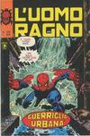 Cover for L'Uomo Ragno [Collana Super-Eroi] (Editoriale Corno, 1970 series) #192