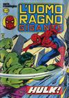 Cover for L'Uomo Ragno Gigante (Editoriale Corno, 1976 series) #48