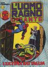 Cover for L'Uomo Ragno Gigante (Editoriale Corno, 1976 series) #43