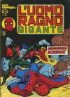 Cover for L'Uomo Ragno Gigante (Editoriale Corno, 1976 series) #44