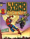Cover for L'Uomo Ragno Gigante (Editoriale Corno, 1976 series) #25