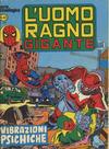 Cover for L'Uomo Ragno Gigante (Editoriale Corno, 1976 series) #45