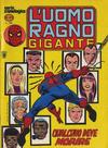 Cover for L'Uomo Ragno Gigante (Editoriale Corno, 1976 series) #49