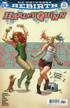 Cover for Harley Quinn (DC, 2016 series) #23 [Frank Cho Cover]