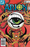 Cover Thumbnail for Arion, Lord of Atlantis (1982 series) #2 [Newsstand]