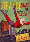 Cover for Strange Tales (Horwitz, 1965 series) #3