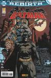 Cover for Batman (Panini Deutschland, 2017 series) #1 [TV Digital Variant]