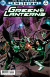 Cover for Green Lanterns (DC, 2016 series) #21 [Emanuela Lupacchino Variant Cover]