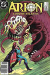 Cover Thumbnail for Arion, Lord of Atlantis (1982 series) #25 [Newsstand]