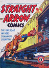 Cover for Straight Arrow Comics (Magazine Management, 1950 series) #4