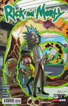 Cover for Rick and Morty (Oni Press, 2015 series) #4 [Incentive Marc Lapierre Variant]