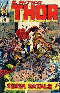 Cover Thumbnail for Il Mitico Thor (Editoriale Corno, 1971 series) #99