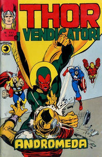 Cover Thumbnail for Thor e i Vendicatori (Editoriale Corno, 1975 series) #111