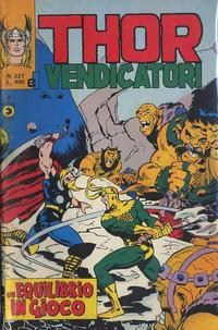 Cover Thumbnail for Thor e i Vendicatori (Editoriale Corno, 1975 series) #227