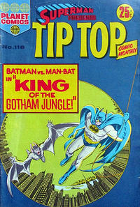 Cover Thumbnail for Superman Presents Tip Top Comic Monthly (K. G. Murray, 1965 series) #118