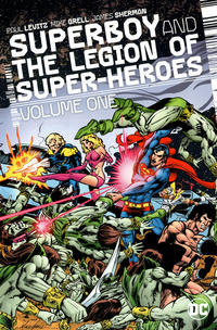 Cover Thumbnail for Superboy and the Legion of Super-Heroes (DC, 2017 series) #1