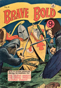 Cover Thumbnail for The Brave and the Bold (K. G. Murray, 1956 series) #4