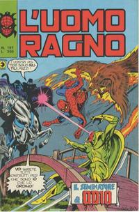 Cover Thumbnail for L'Uomo Ragno [Collana Super-Eroi] (Editoriale Corno, 1970 series) #197