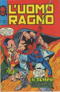 Cover Thumbnail for L'Uomo Ragno [Collana Super-Eroi] (Editoriale Corno, 1970 series) #198