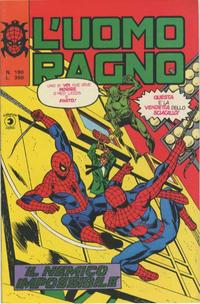 Cover Thumbnail for L'Uomo Ragno [Collana Super-Eroi] (Editoriale Corno, 1970 series) #190