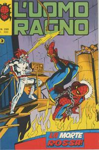 Cover Thumbnail for L'Uomo Ragno [Collana Super-Eroi] (Editoriale Corno, 1970 series) #268