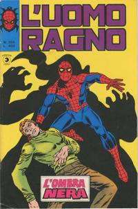 Cover Thumbnail for L'Uomo Ragno [Collana Super-Eroi] (Editoriale Corno, 1970 series) #256