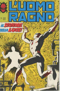 Cover Thumbnail for L'Uomo Ragno [Collana Super-Eroi] (Editoriale Corno, 1970 series) #264