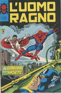 Cover Thumbnail for L'Uomo Ragno [Collana Super-Eroi] (Editoriale Corno, 1970 series) #270