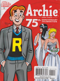 Cover Thumbnail for Archie Spotlight Digest: Archie 75th Anniversary Digest (Archie, 2016 series) #11