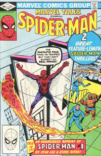 Cover Thumbnail for Marvel Tales (Marvel, 1966 series) #138 [Direct]