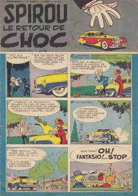 Cover Thumbnail for Spirou (Dupuis, 1947 series) #913