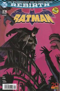 Cover Thumbnail for Batman (Panini Deutschland, 2017 series) #4