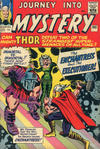 Cover Thumbnail for Journey into Mystery (1952 series) #103 [British]