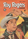 Cover for Roy Rogers Comics (World Distributors, 1951 series) #18