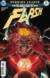 Cover for The Flash (DC, 2016 series) #26 [Carmine Di Giandomenico Cover]
