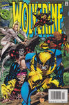 Cover for Wolverine (Marvel, 1988 series) #94 [Newsstand Edition]